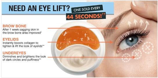 Eye Cream - Dual Eye Pro 44 sec