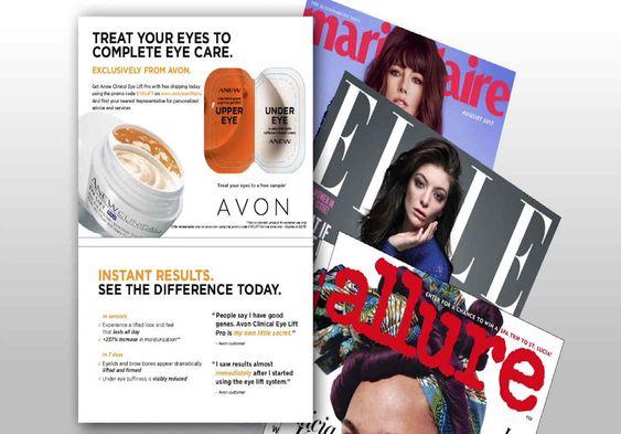 Eye Cream Sample in Mags