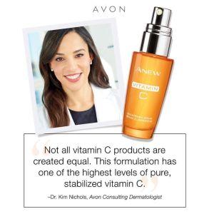 Vitamin C Concentration